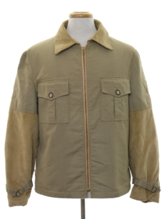 1970's Mens Corduroy Jacket