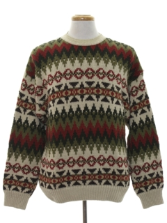 1990's Mens Wicked 90s Sweater