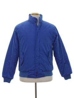 1980's Mens Totally 80s Ski Style Jacket
