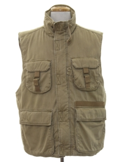 1990's Mens Hunting Vest Jacket