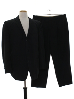 1950's Mens Matching Two Piece Suit