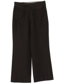 1980's Mens Flared Leisure Pants