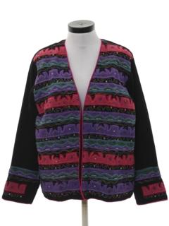 1980's Womens Jacket