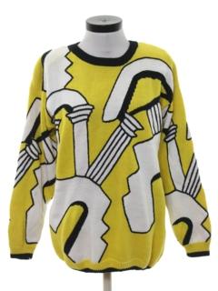 1980's Womens Sweater
