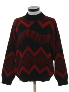 1980's Womens Mod Sweater