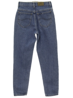 1990's Womens Tapered Leg Jeans-cut Pants