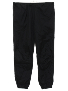 1980's Mens Totally 80s Baggy Track Pants