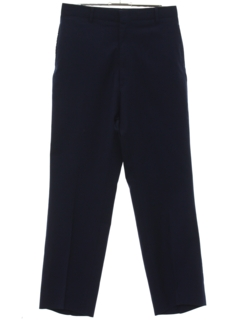 1980's Mens Uniform Pants