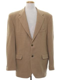 1980's Mens Blazer Sportcoat Jacket