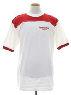 1970's Mens Sports T - shirt