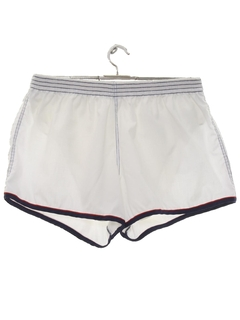 1970's Mens Totally 80s Sport Shorts