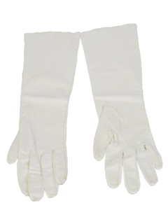 1960's Womens Accessories - Leather Gloves