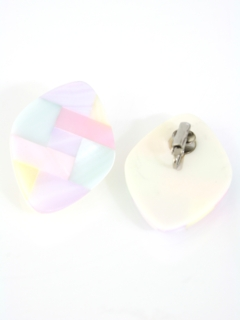 1980's Womens Accessories - Jewelry Totally 80s Clip On Earrings
