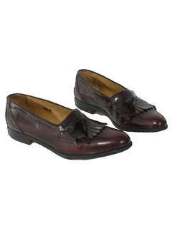 1980's Mens Accessories - Totally 80s Loafer Shoes