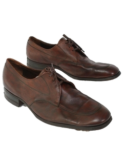 1960's Mens Accessories - Leather Shoes