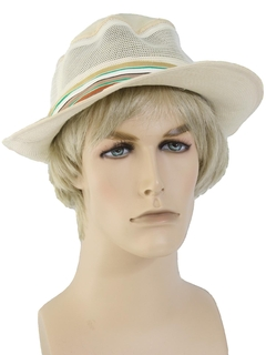 1980's Mens Accessories - Hat