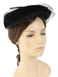 1950's Womens Accessories - Hat