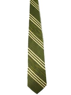 1970's Mens Mod Necktie