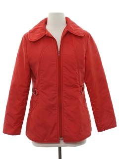 1970's Womens Mod Ski Jacket