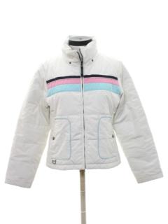 1980's Womens Totally 80s Ski Jacket