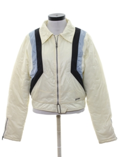 1980's Unisex Totally 80s Ski Jacket