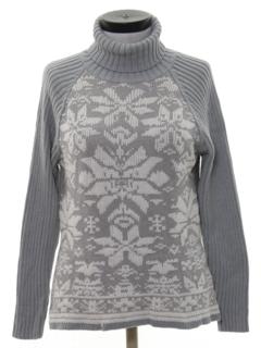 69 months 1980\u2019s Snowflake Sweater