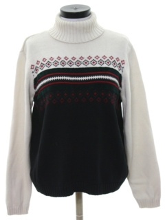 1990's Womens Ski Sweater