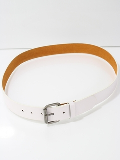 1970's Mens Accessories - Leather Disco Belt