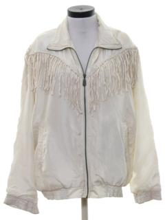 1980's Womens Western Style Jacket