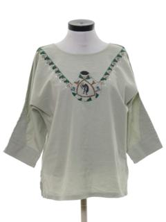 1990's Unisex Hippie Shirt