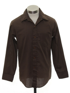 1960's Mens/Boys Shirt