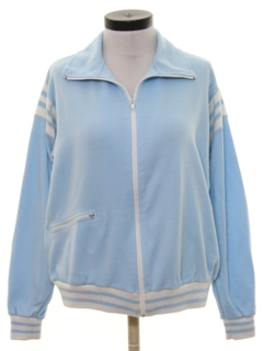 1970's Womens Track Jacket