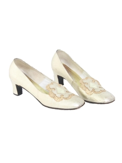 1960's Womens Accessories - Heels Shoes