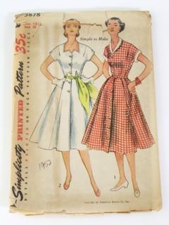 1940's Womens Pattern