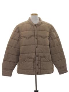 1980's Mens Western Ski Jacket