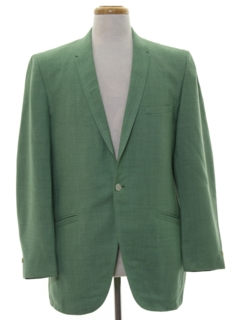 1950's Mens Mod Blazer Sport Coat Jacket