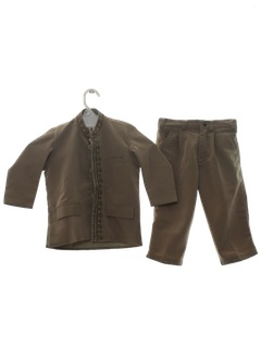 1990's Mens/Childs Nehru Suit
