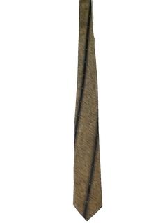 1950's Mens Designer Rockabilly Necktie