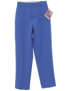 1970's Womens Knit Leisure Pants