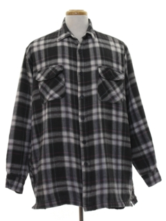 1990's Mens Wicked 90s Flannel Shirt
