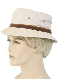 1980's Mens Accessories  -Bucket Hat