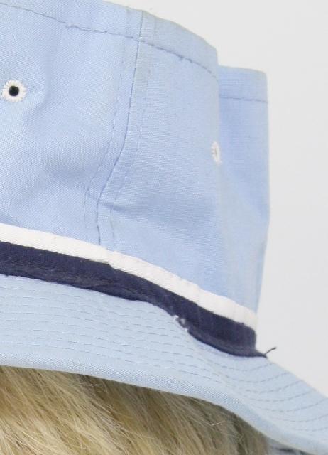 9343f491be0 Retro 80 s Hat  80s -YoungAn Hat Co. Ltd.- Mens light blue ...