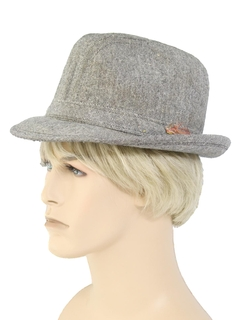 1960's Mens Accessories - Fedora Hat