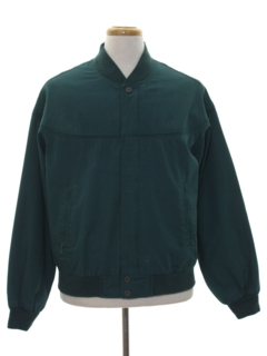 1990's Mens Golf Zip Jacket