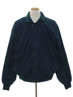 1990's Mens Wind Breaker Zip Jacket