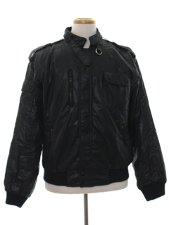 1980's Mens Totally 80s Jacket