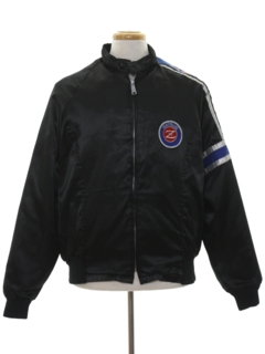 1980's Mens Datsun Racing Jacket