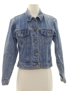 1990's Womens Denim Jacket