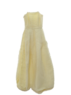 1960's Womens Prom or Bridesmaid Dress