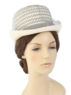 1970's Womens Accessories - Hat